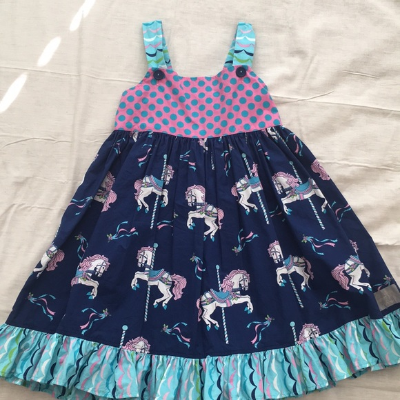027ff2307934 Eleanor Rose Other - 🌸 Eleanor Rose Country Carousel Dress 7 8🌹